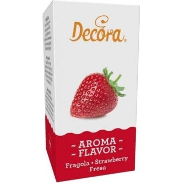 Strawberry Flavouring 50g - Produced in Italy