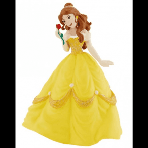 Disney Beauty (Belle), Beauty and the Beast Topper 10cm
