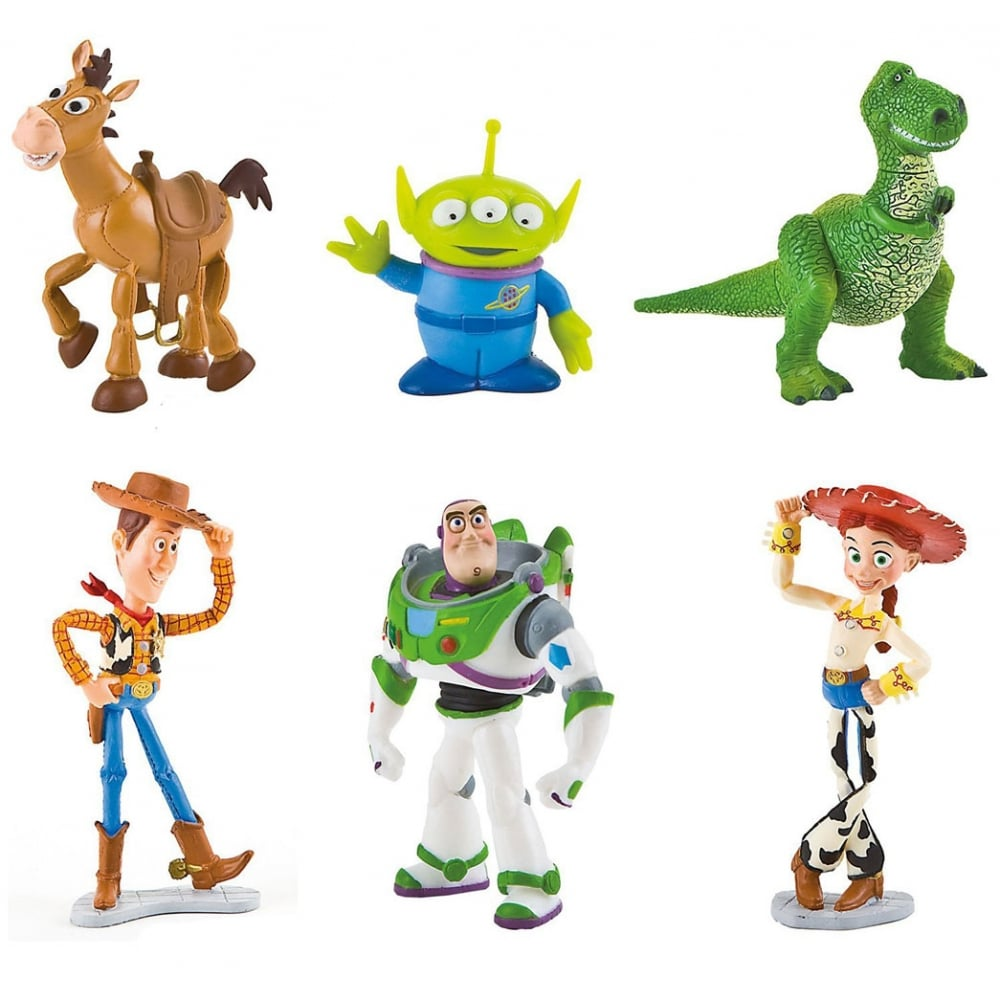 Rex the Dinosaur, Toy Story Topper 9cm