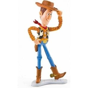 Woody Cowboy Doll, Toy Story Topper 10cm