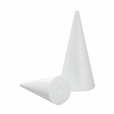 Cone Shaped Cake Dummies