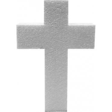 Cross Polystyrene Cake Dummy