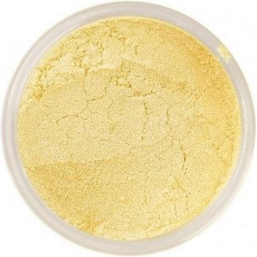 Amber Shimmering Lustre Dusting Colour 100% Edible