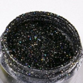 Asteroid Black - Disco Decorating Glitter