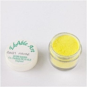 Baby Maize Lustre Dusting Colour 100% Edible