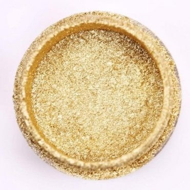 Bright Gold - Luxury Lustre Dusting Colour