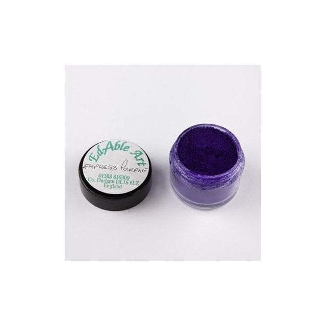 Edable Art Empress Purple - Lustre Dusting Colour