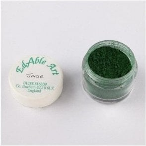 Jade Lustre Dusting Colour 100% Edible