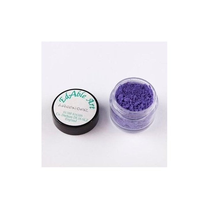Edable Art Lavender - Lustre Dusting Colour