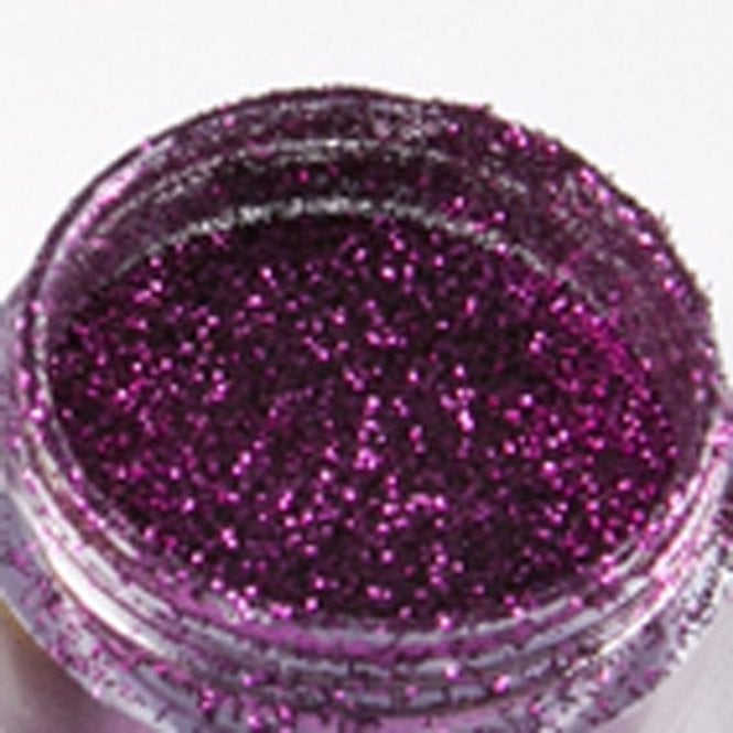 Edable Art Plum Perfection - Disco Decorating Glitter