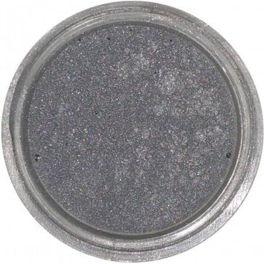 Steel Grey Shimmering Lustre Dusting Colour 100% Edible