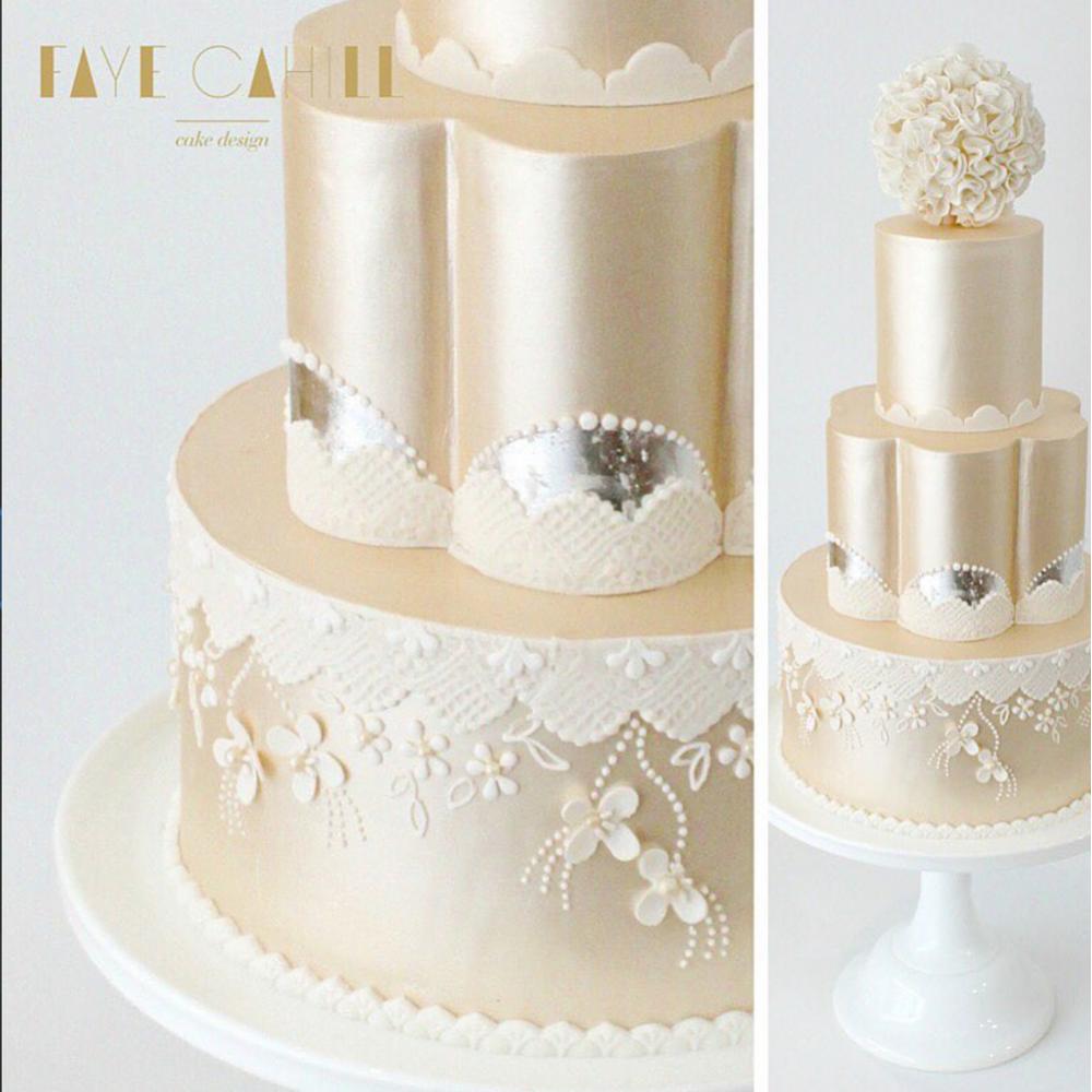 Faye Cahill Regency Gold - 22ml Luxury Edible Lustre Dust ...