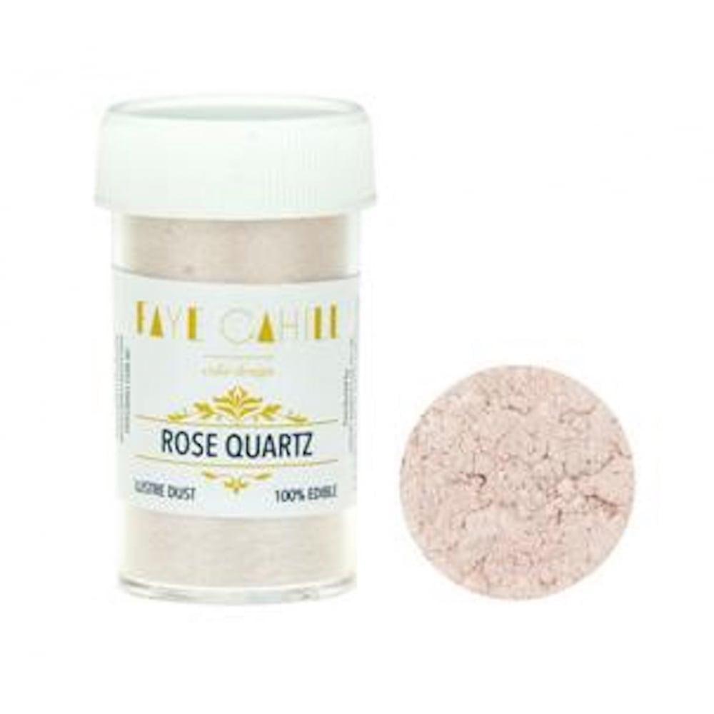 Rose Quartz By Faye Cahill 22ml Luxury Edible Lustre