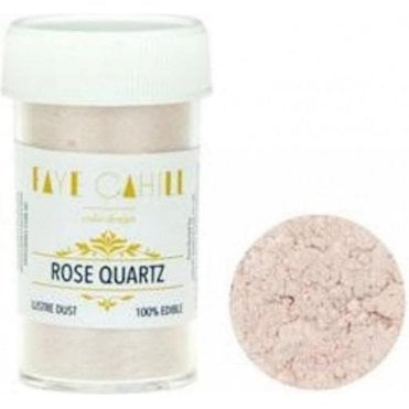 Rose Quartz - 22ml Luxury Edible Lustre Dust Food Icing Colour