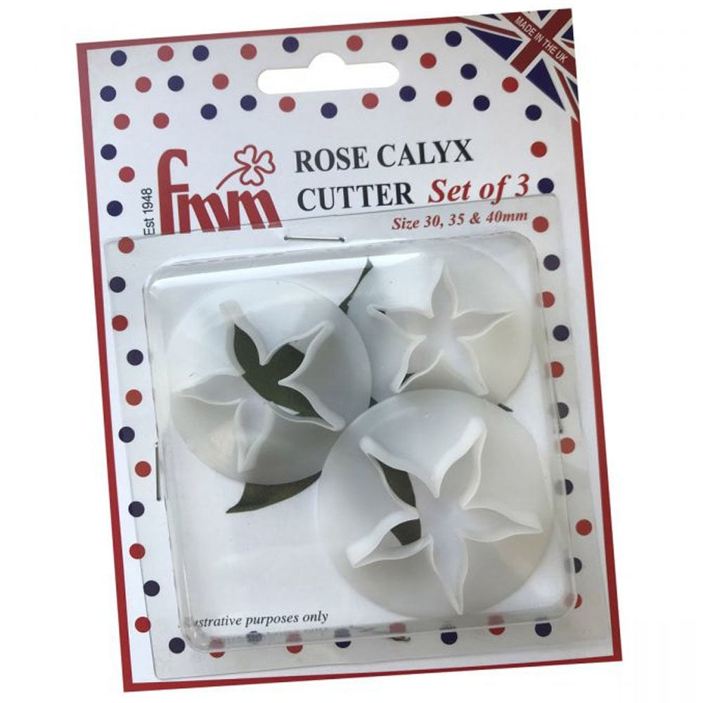 FMM Singapore Orchid sugarcraft flower cutters NEXT DAY DESPATCH