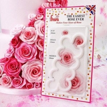 The Easiest Rose Cutter Ever