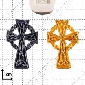 Celtic Crosses - Cake Decorating Silicone Mould