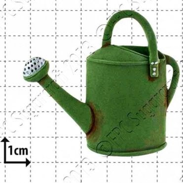 Watering Can - Cake Decorating Silicone Mould