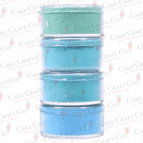 Full Set of all 4 Sea-Blue/Green Shades by Rolkem Rainbow Spectrum - Choose Your Shades