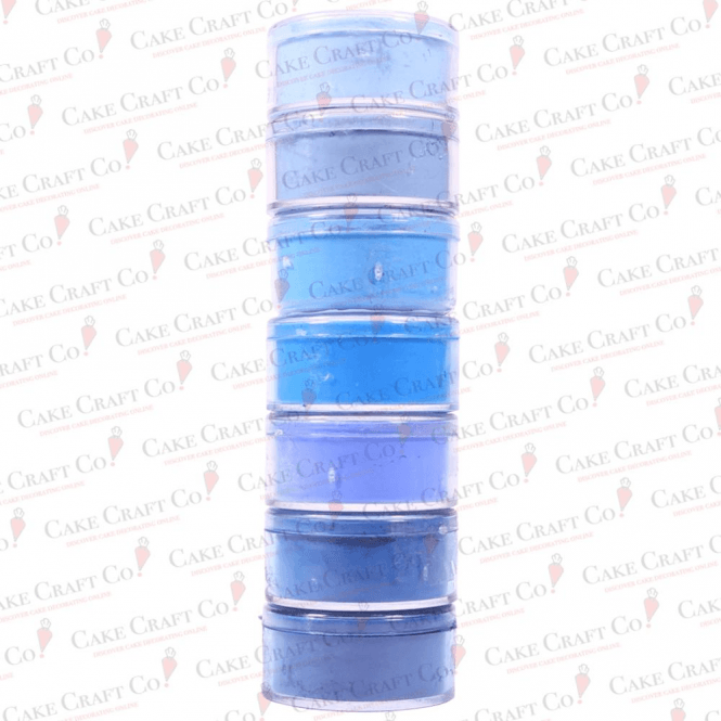 Rolkem Full Set of all 7 Blue Shades by Rolkem Rainbow Spectrum - Choose Your Shades