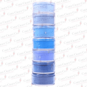 Full Set of all 7 Blue Shades by Rolkem Rainbow Spectrum - Choose Your Shades