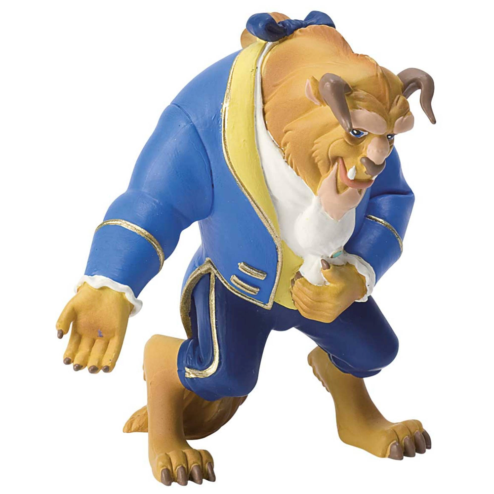Disney Beast, Beauty And The Beast Topper 10cm