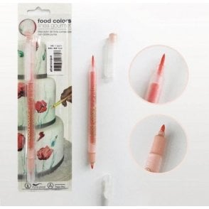 Apricot - Edible Double-Tip Food Decorating Pen