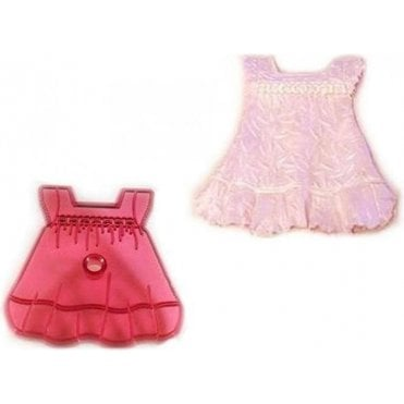 Baby Dress Cutter - Set of 4