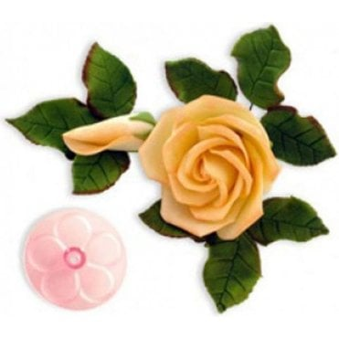 Easy Rose Fondant/Icing Cutter 110mm