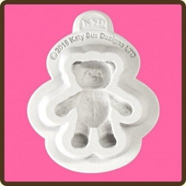 Baby Teddy Bear - Cake Decorating Silicone Mould