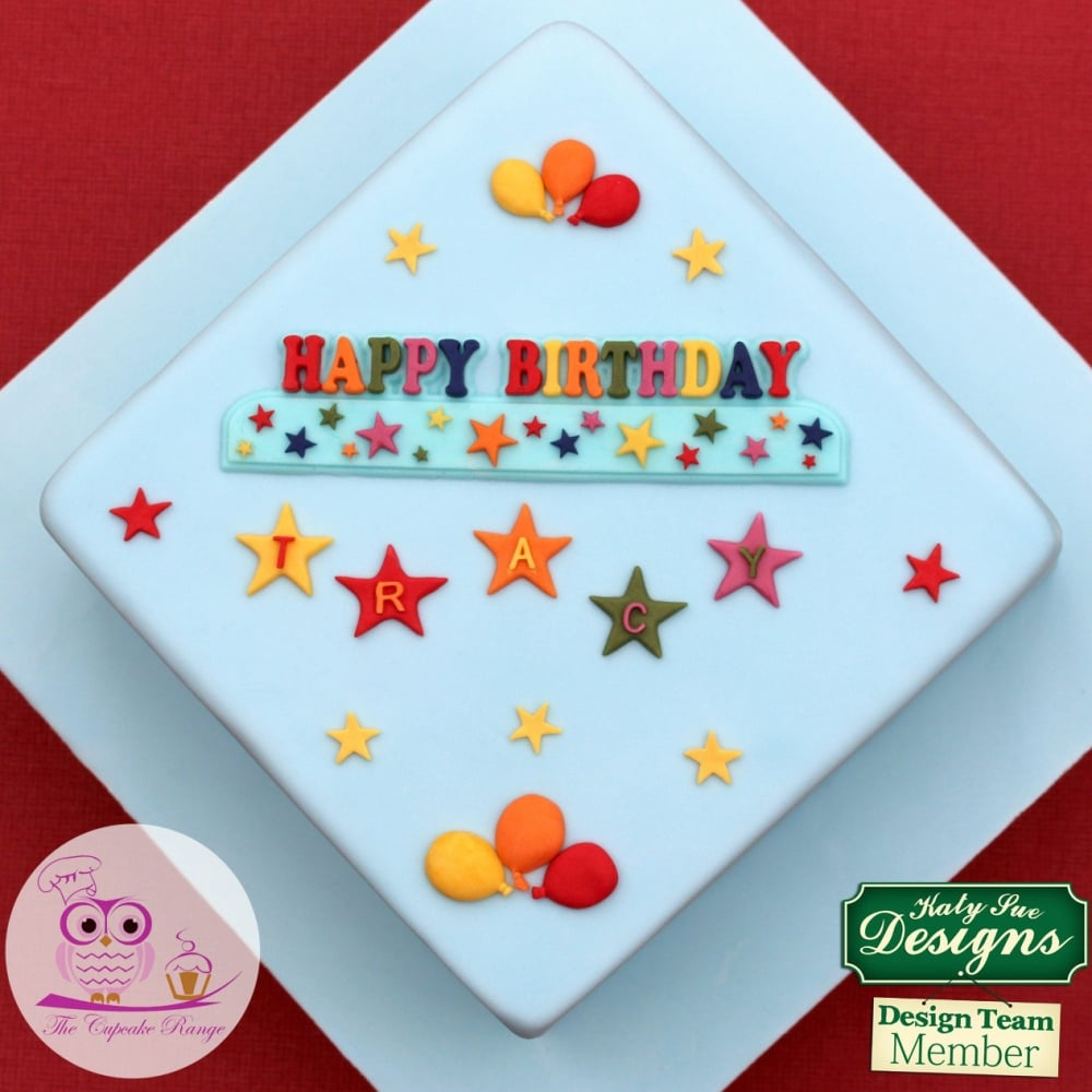 Balloons cake decorating silicone mould by katy sue designs for Balloon cake decoration