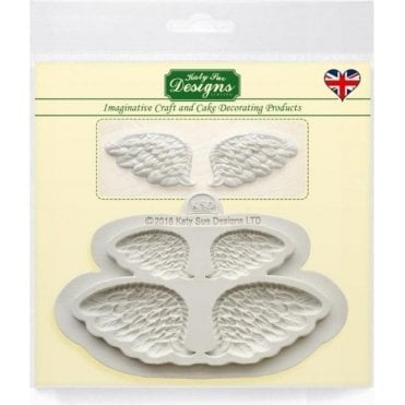 Beautiful Wings - Cake Decorating Silicone Mould