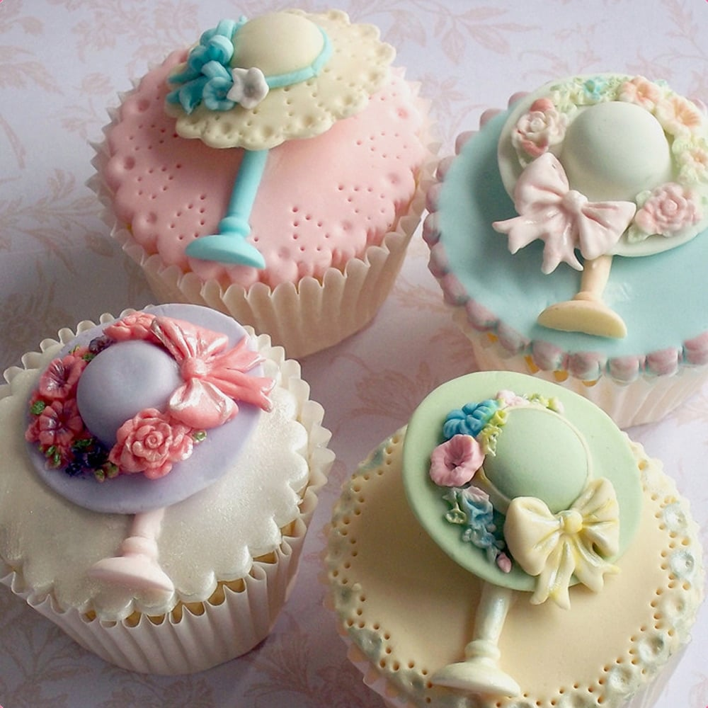 Design A Hat Cake Decorating Silicone Mould By Katy Sue