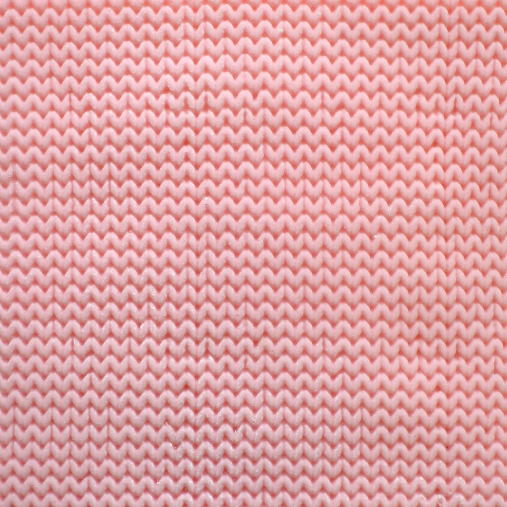 Knitting Cake Cupcake Decorating Silicone Texture Mat By