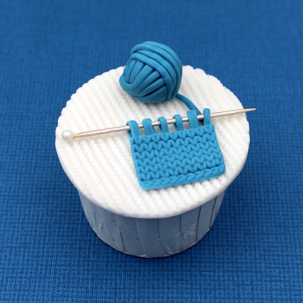 Knitting Texture Mat : Knitting cake cupcake decorating silicone texture mat by