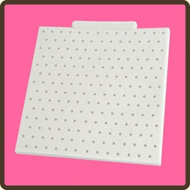 Polka Dots Cake Cupcake Decorating Silicone Texture Mat