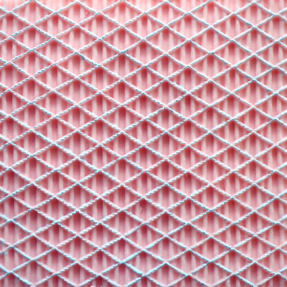Katy Sue Designs Smocking - Cake/Cupcake Decorating Silicone Texture Mat