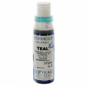 Teal - Kopykake Airbrush Colour - (118ml/4oz)