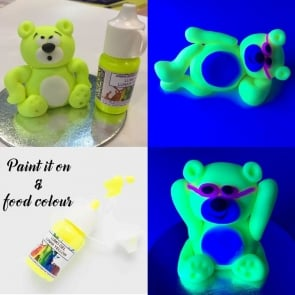 EDIBLE LUMO PAINT.