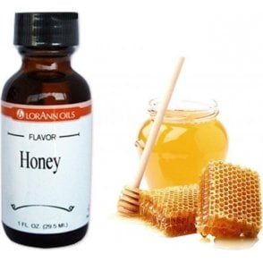 Honey Flavour, Super Strength Food Flavouring Professional Oil