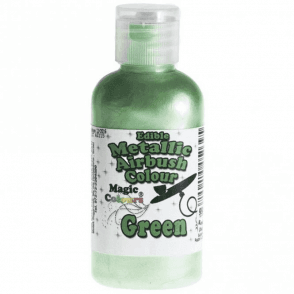 Green - Metallic Airbrush Colour (55ml)