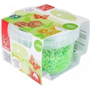 Green Crystal Decor Isomalt 150g