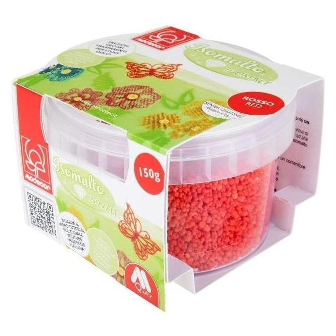 Modecor Red Crystal Decor Isomalt 150g