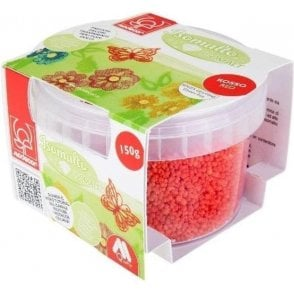 Red Crystal Decor Isomalt 150g