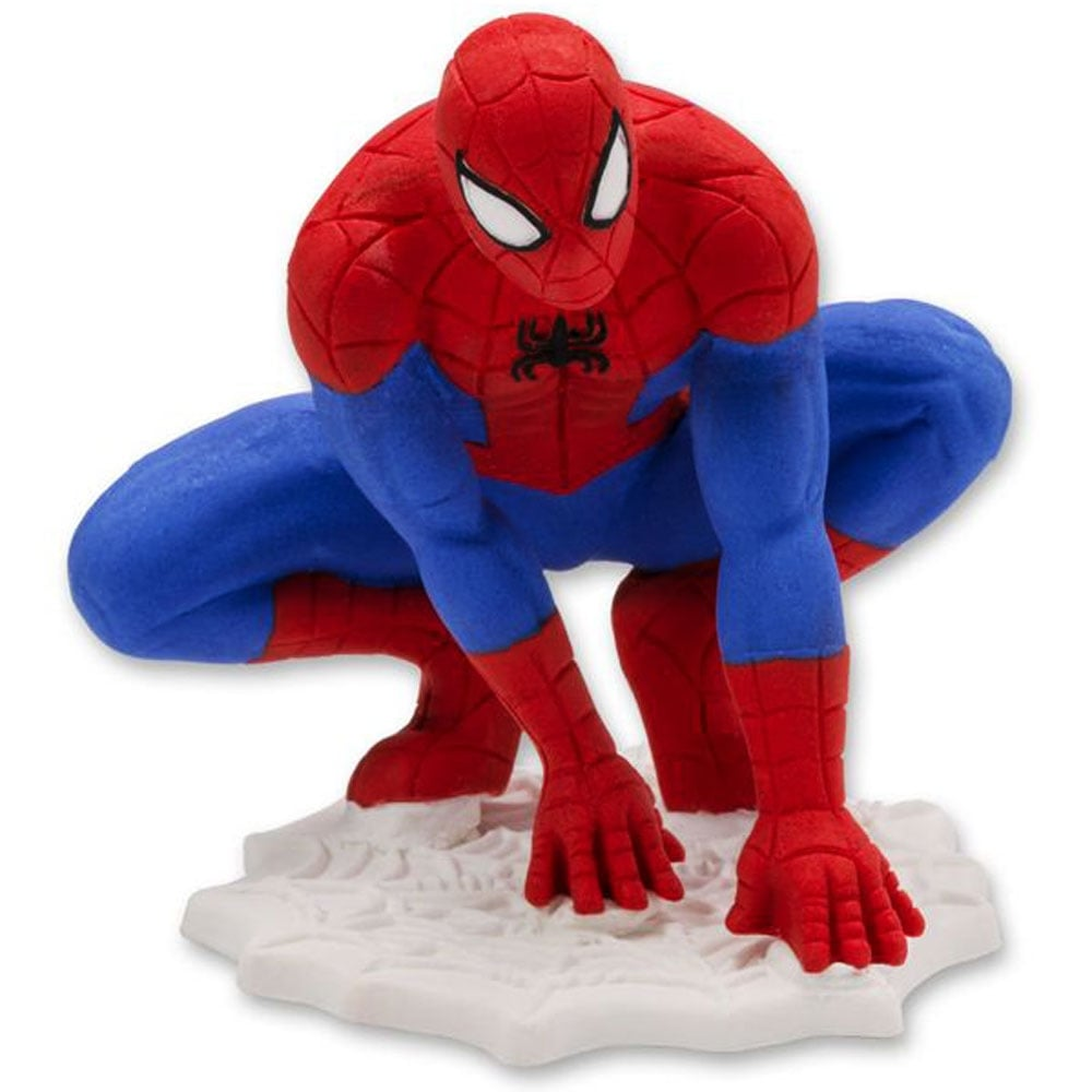 Cake Decor Figurines : Spiderman Cake Decoration Topper Figurine