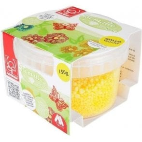 Yellow Crystal Decor Isomalt 150g