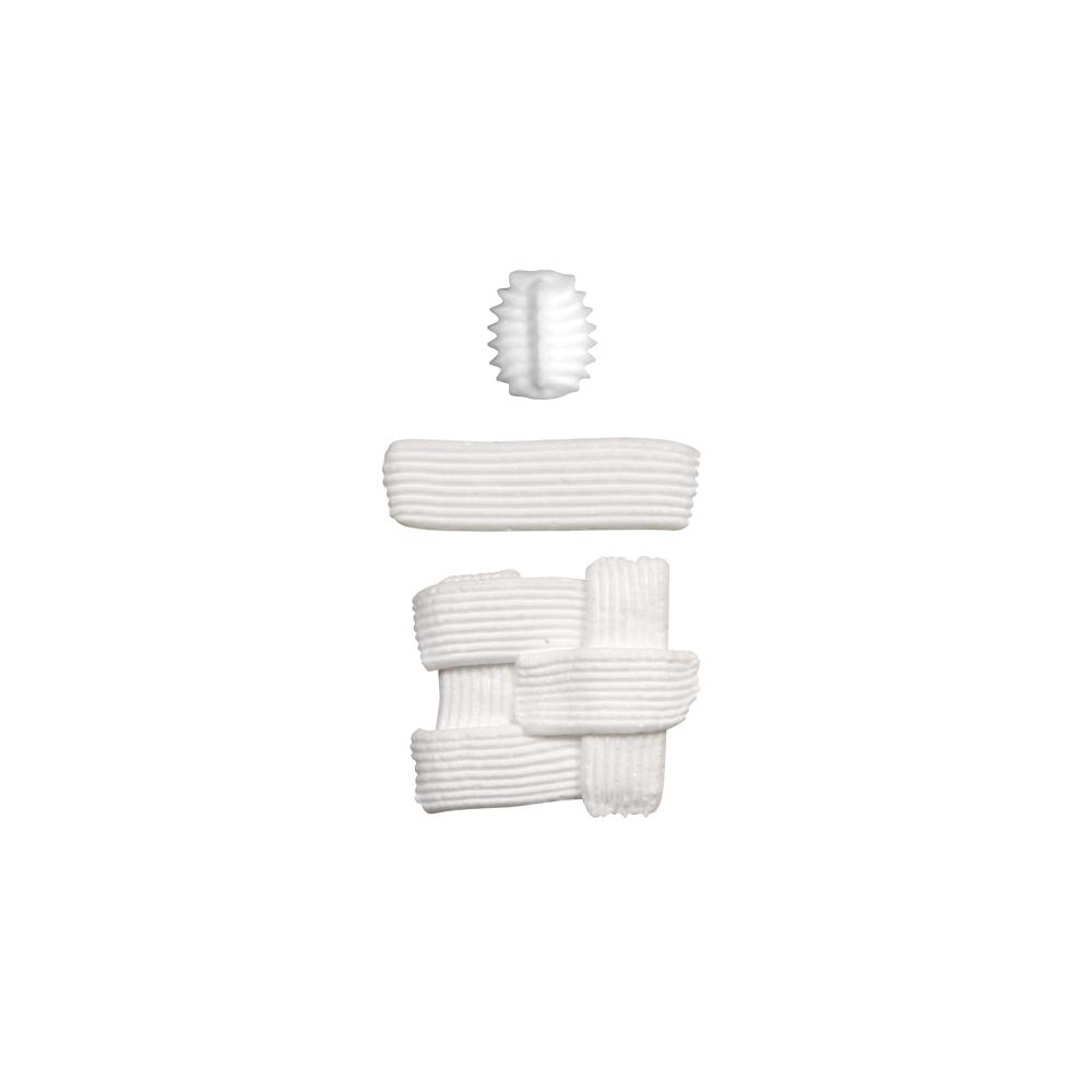 No  48˚ Small Basketweave Piping Nozzle
