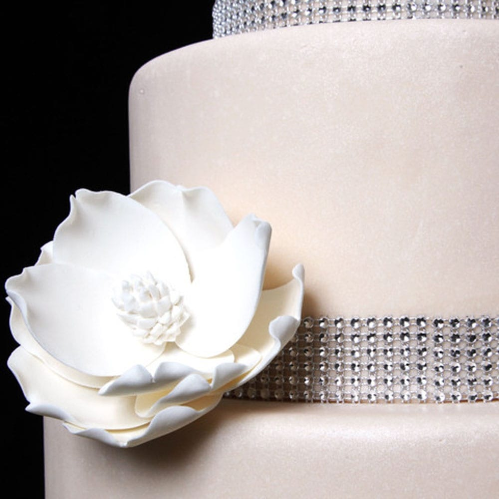Diamond Ribbon For Cakes Uk