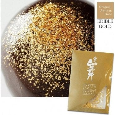 Artisan Edible Gold Leaf Stardust