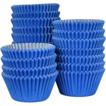 Blue - Professional Quality Cupcake Cases, Bulk Pack of 500